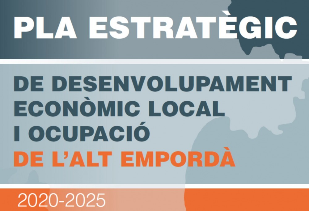 PLA ESTRATEGIC ECONOMIC LOCAL I OCUPACIO