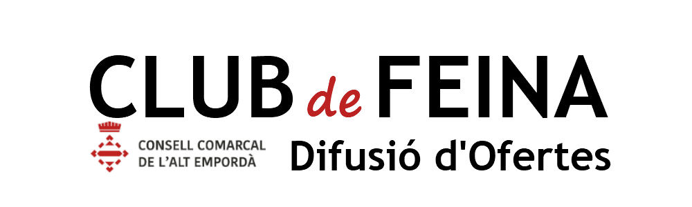 DIFUSIÓ OFERTES LABORALS